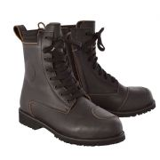 Oxford Magdalen Ladies Boots Brown